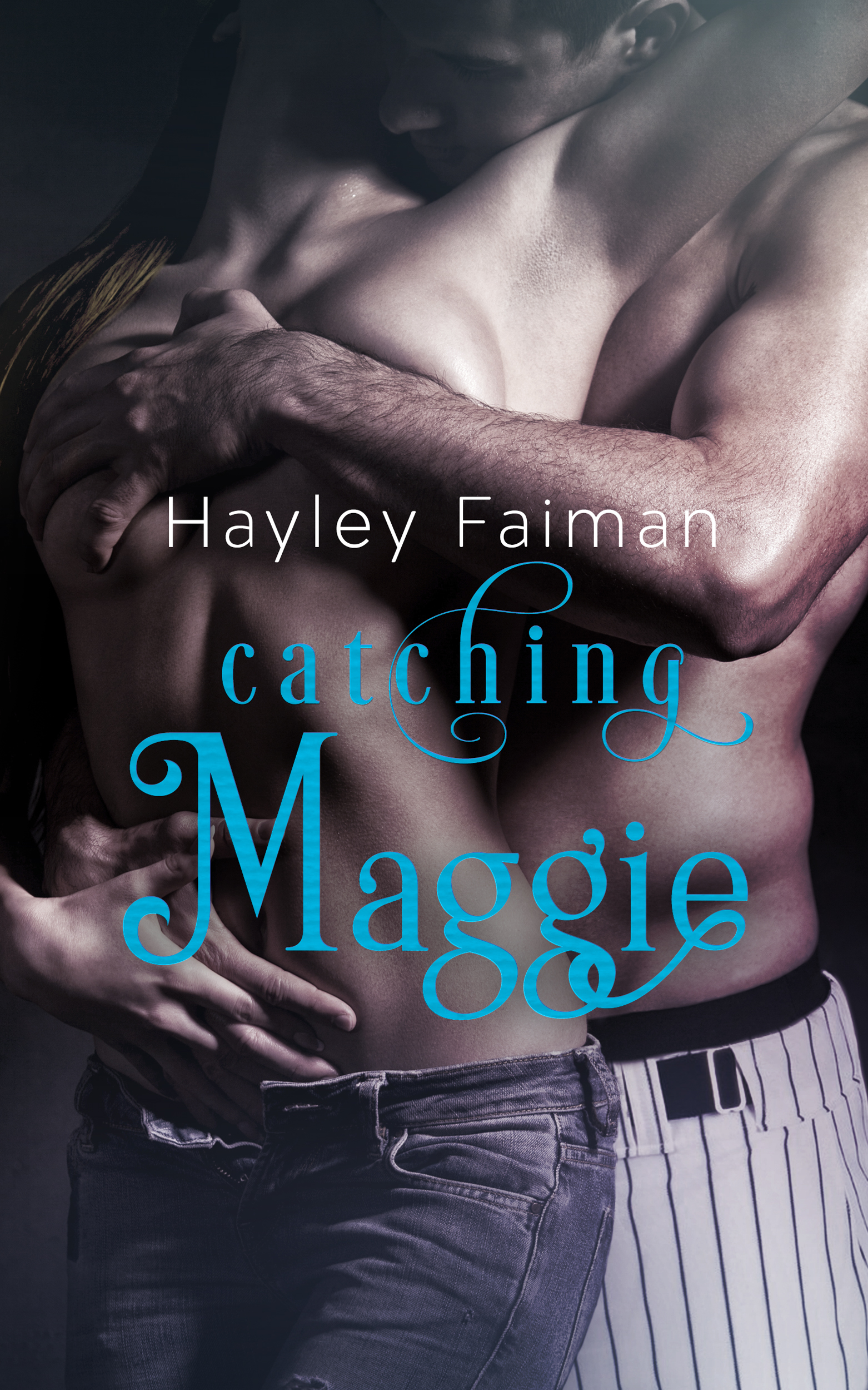 CATCHING MAGGIE HAYLEY FAIMAN AMAZON KINDLE EBOOK COVER